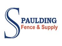 Spaulding fence logo